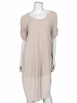 Kleid Baumwolle, beige von Be One