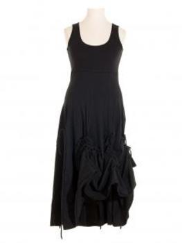 Jerseykleid A-Form, schwarz von Boris von Boris