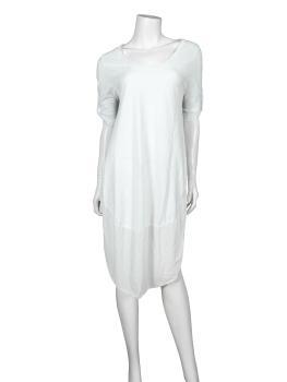 Kleid Baumwolle, weiss (Bild 2)