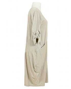 Kleid Ballonschnitt, beige (Bild 2)