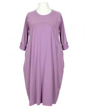 Kleid Baumwolljersey, flieder