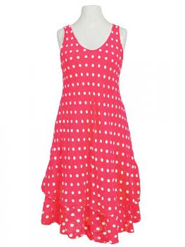Kleid im Lagenlook, rot von Diana