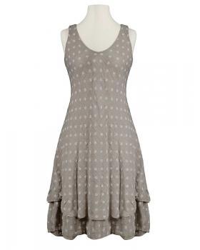 Kleid im Lagenlook, schlamm von Diana