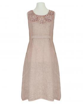 Kleid mit Blüten, rosa von Diana