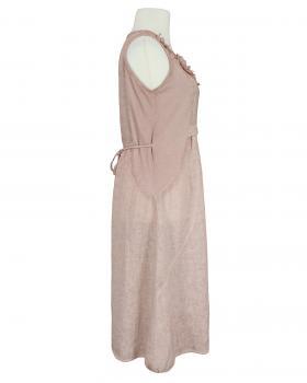 Kleid mit Blüten, rosa (Bild 2)