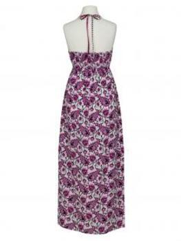 Kleid Print, fuchsia (Bild 2)