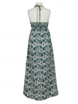 Kleid Print, grün