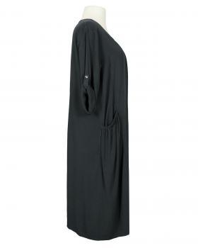 Kleid Viskose, schwarz (Bild 2)