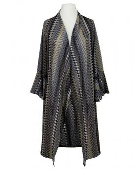 Long Cardigan Mustermix, multicolor