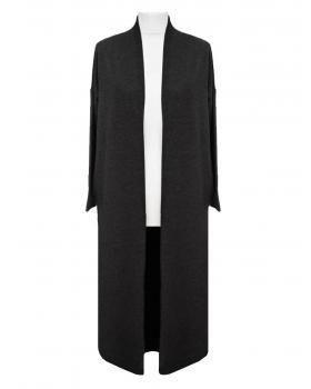Long Strickhülle, schwarz von Wonder