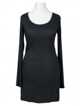 Longshirt, schwarz
