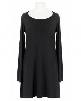 Longshirt A-Linie, schwarz von RESTART
