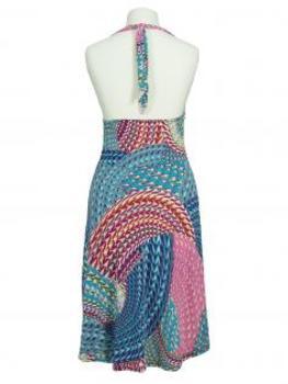 Neckholder Kleid, multicolor (Bild 2)
