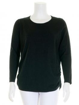 Pullover mit Kaschmir, schwarz