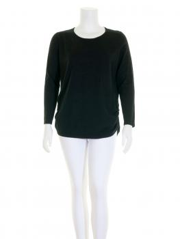 Pullover mit Kaschmir, schwarz (Bild 2)