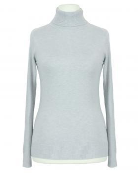 Pullover Rollkragen, grau (Bild 1)