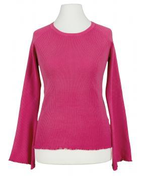 Pullover Rippstrick, pink von Esvivid (Bild 1)