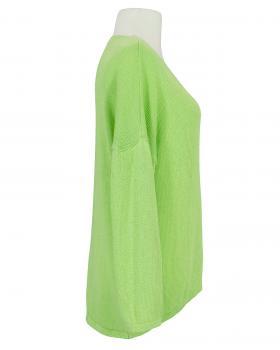Pullover V-Ausschnitt, grün (Bild 2)