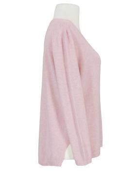 Pullover V-Ausschnitt, rosa (Bild 2)