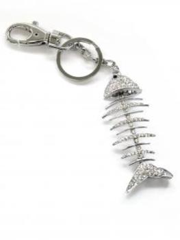 Schlüsselanhänger Fisch von Fashion Jewelry