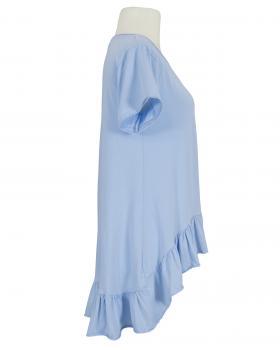 Shirt A-Linie, blau (Bild 2)