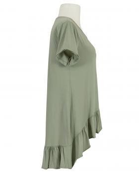 Shirt A-Linie, khaki (Bild 2)