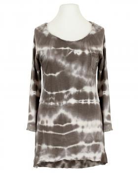 Shirt Batik, schlamm von Carla Giannini