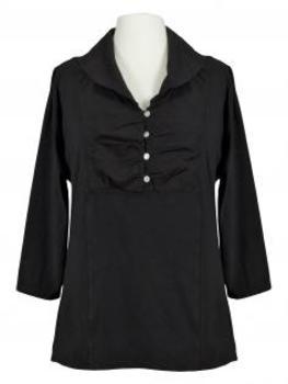 Shirt Baumwolle, schwarz