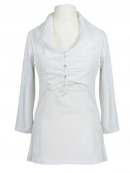 Shirt Baumwolle, weiss