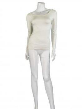 Shirt langarm, ecru (Bild 2)