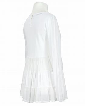Shirt mit Volant, weiss (Bild 2)