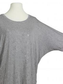 Shirt Sterne, grau