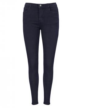 Skinny Hose Stretch, blau von N.Carter
