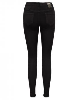 Skinny Hose Stretch, schwarz