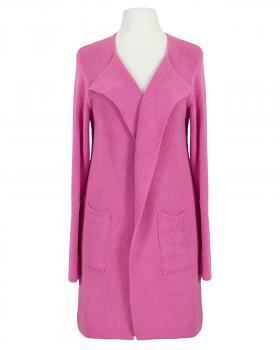 Strickhülle Baumwolle, pink von Selected Touch