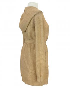 Strickjacke mit Kapuze, camel (Bild 2)