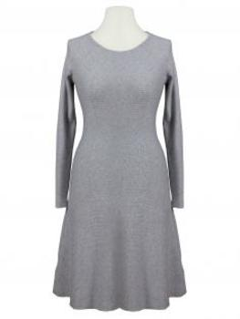 Damen Strickkleid, grau
