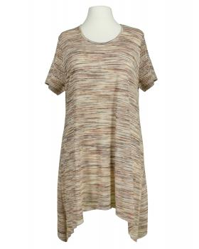 Long Shirt A-Form, beige (Bild 1)
