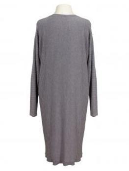 Tunika Kleid mit Kaschmir, grau (Bild 2)