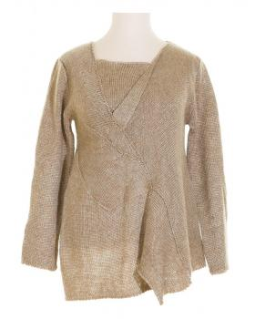 Tunika Pullover, beige