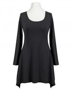 Tunika Shirt, schwarz
