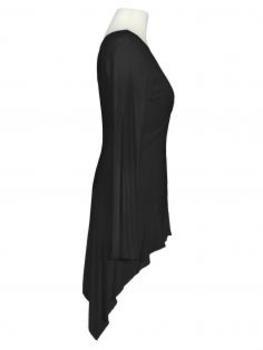 Tunika Shirt, schwarz (Bild 2)
