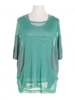 Tunika Shirt 2-tlg., aqua (Bild 1)