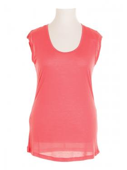 Tunika Shirt 2-tlg., koralle (Bild 2)