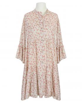 Tunikakleid Print, rosa von Monday Afternoon