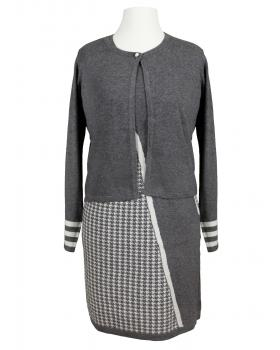 Twin Set aus Strick, grau von Beauty Women (Bild 1)