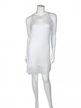 Unterkleid mit Spitze, weiss (Bild 2)