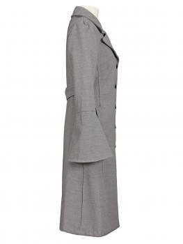 Velvet Mantel, grau (Bild 2)